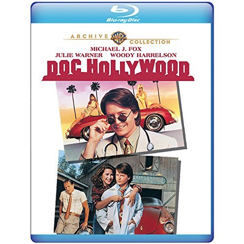 doc-hollywood-fox-warner-harrelson-hughes-blu-ray-mod-this-item-is-made-on-demand-could-take-2-3-weeks-for-delivery
