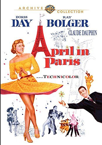April In Paris Day Bolger DVD Mod This Item Is Made On Demand Could Take 2 3 Weeks For Delivery
