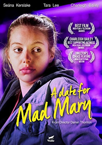 A Date For Mad Mary Kerslake Lee Bailey DVD Nr