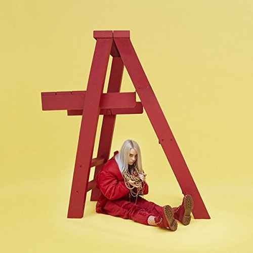 Billie Eilish Dont Smile At Me Lp
