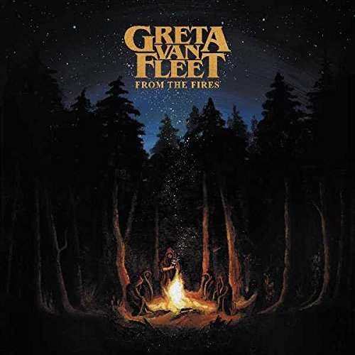 Greta Van Fleet From The Fires