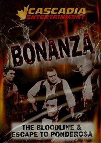 Bonanza The Bloodline Escape To Ponderosa DVD Nr