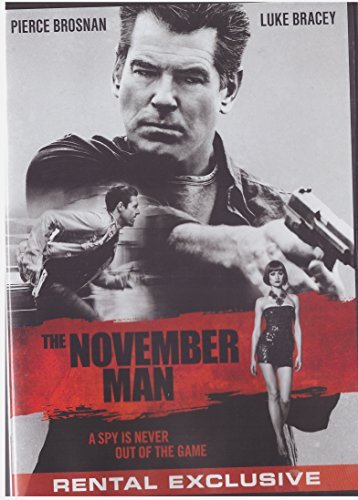 November Man Brosnan Bracey Rental Version