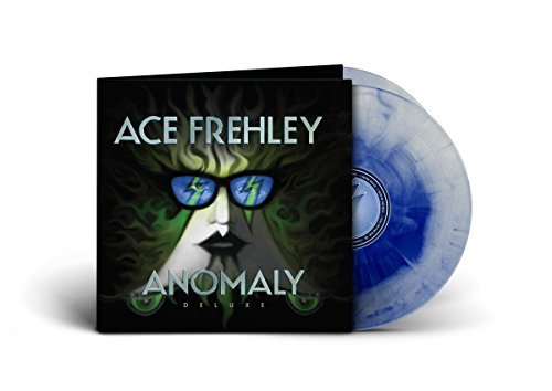 Ace Frehley Anomaly Deluxe Colored Vinyl