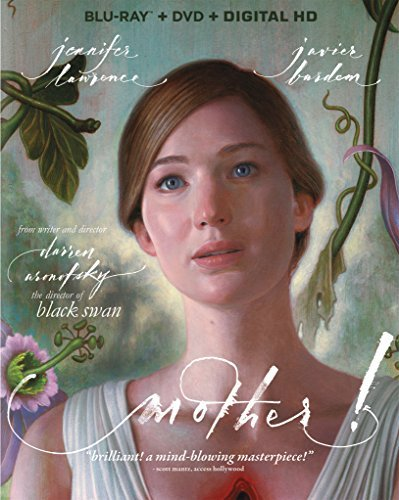 Mother Lawrence Bardem Blu Ray DVD Dc R