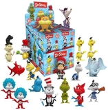 Mystery Minis Dr. Seuss Blind Box Figure 12 Display