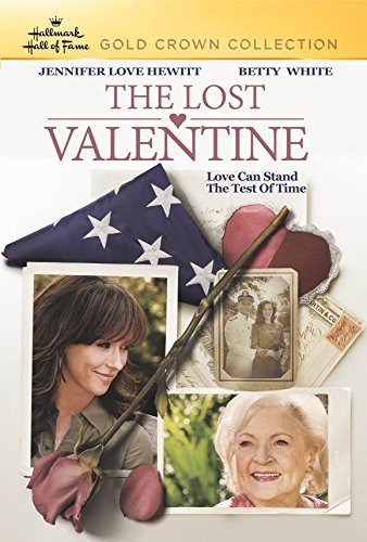 The Lost Valentine Hewitt White DVD Nr