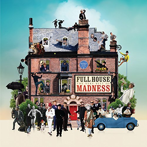 Madness Full House Very Best Of Madness 4lp