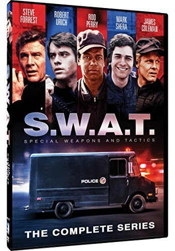 S.W.A.T. Complete Series DVD