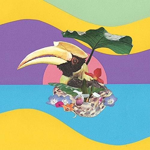 Monster Rally Flowering Jungle (yellow Vinyl) Yellow Vinyl Download Card Included