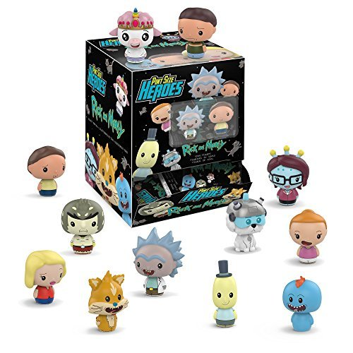 Funko Pint Size Heroes Rick And Morty