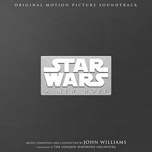 John Williams Star Wars A New Hope 3lp Set