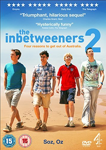 David Field Simon Bird James Buckley Blake Harriso The Inbetweeners 2 (2014) ( The In Betweeners Two