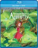 Secret World Of Arrietty Studio Ghibli Blu Ray G