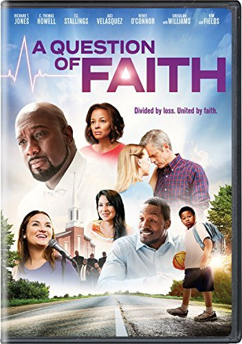 Question Of Faith Jones Howell DVD Pg
