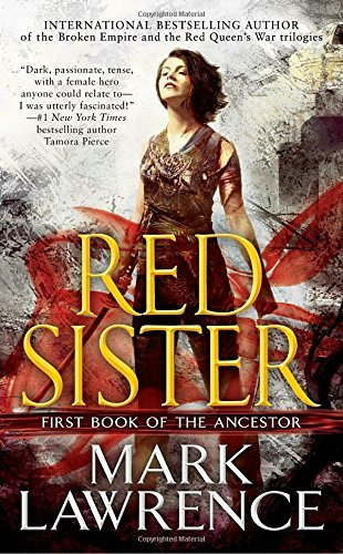 Mark Lawrence Red Sister