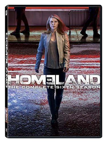 Homeland Season 6 DVD Nr