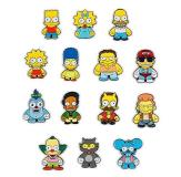 Kidrobot Simpsons Enamel Pin Series