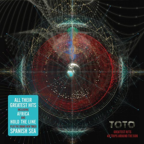 Toto Greatest Hits – 40 Trips Around The Sun