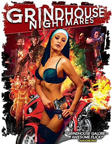 Grindhouse Nightmares Grindhouse Nightmares DVD Nr