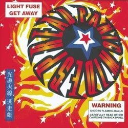 Widespread Panic Light Fuse Get Away 4lp