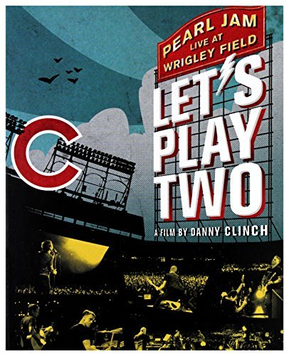 Pearl Jam Let's Play Two Blu Ray