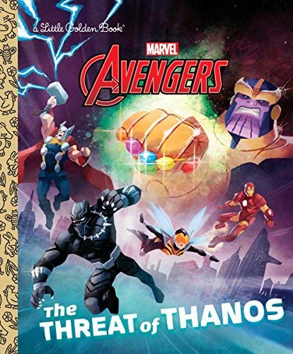 Arie Kaplan The Threat Of Thanos (marvel Avengers)