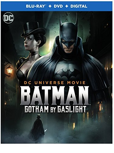 Batman Gotham By Gaslight Batman Gotham By Gaslight Blu Ray DVD Dc Nr