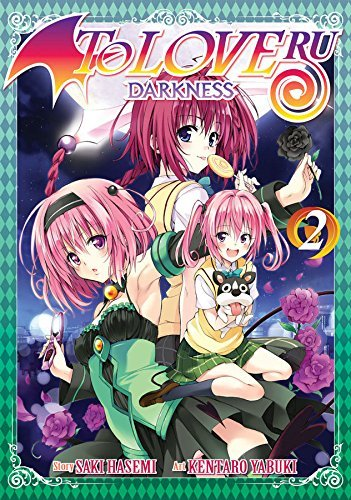 Saki Hasemi To Love Ru Darkness Vol. 2