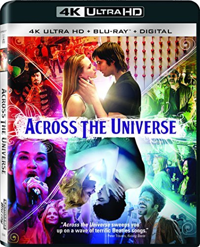 Across The Universe Wood Sturgess 4khd Pg13
