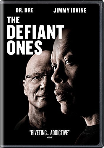Defiant Ones Dr. Dre Iovine DVD Nr