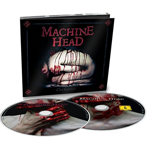 Machine Head Catharsis CD DVD