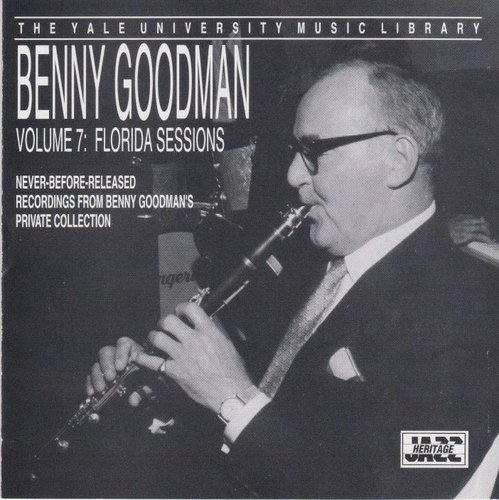 benny-goodman-yale-archives-florida-vol-7