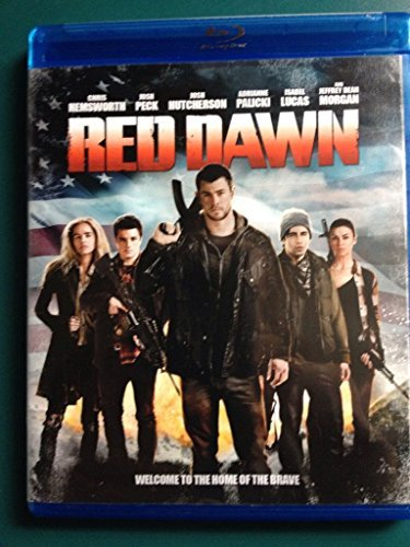 Red Dawn (2012) Hemsworth Hutcherson Lucas