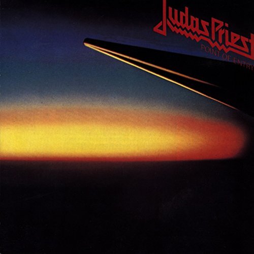 Judas Priest Point Of Entry 180g Vinyl W Download