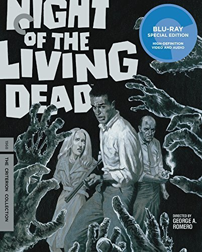Night Of The Living Dead Jones Romero Blu Ray Criterion