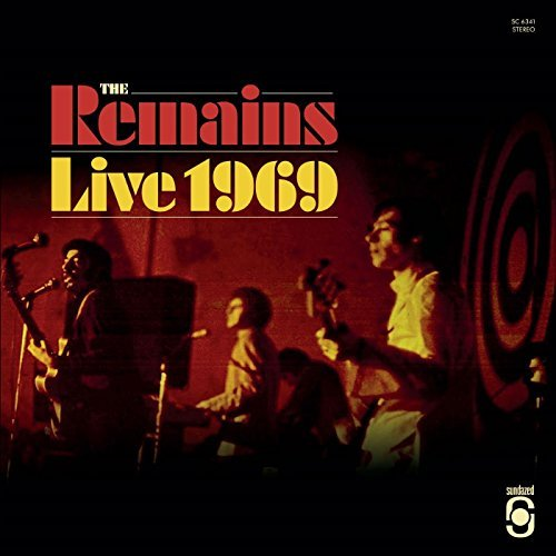 The Remains Live 1969