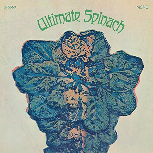 Ultimate Spinach Ultimate Spinach (spinach Colored Vinyl) Colored Vinyl Lp In Gatefold Jacket Mono Mix
