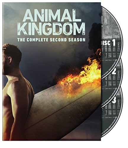 Animal Kingdom Season 2 DVD