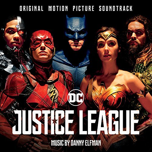 Justice League Soundtrack Danny Elfman