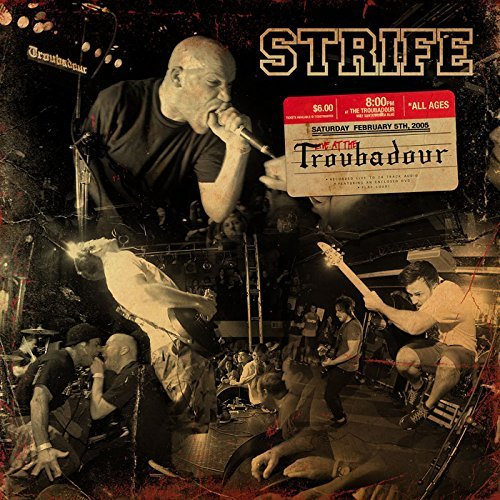 Strife Live At The Troubadour