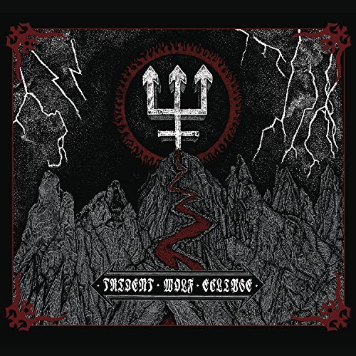 Watain Trident Wolf Eclipse