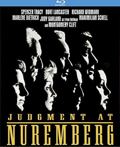 Judgment At Nuremberg Tracy Lancaster Blu Ray Nr