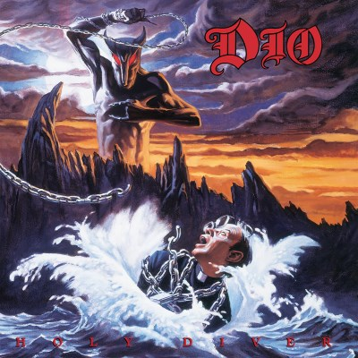 Dio Holy Diver (red Vinyl) Remastered Syeor 2018 Exclusive