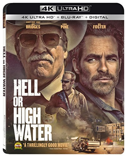 Hell Or High Water Pine Bridges Foster Dickey 4khd R