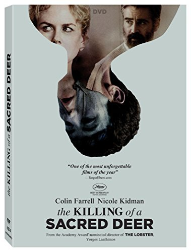 The Killing Of A Sacred Deer Farrell Kidman DVD R
