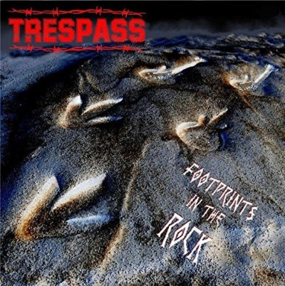 Trespass Footprints In The Rock