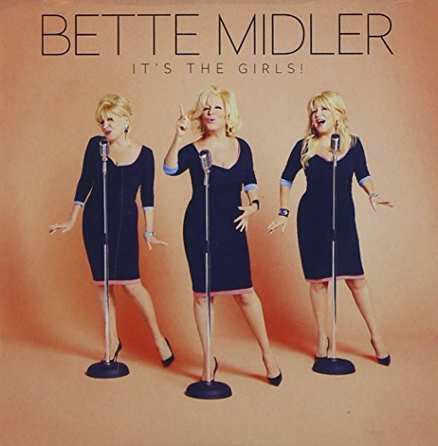 Bette Midler It's The Girls (tg)