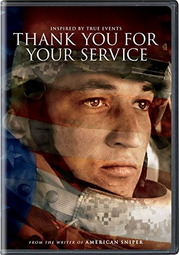 Thank You For Your Service Teller Bennett DVD R