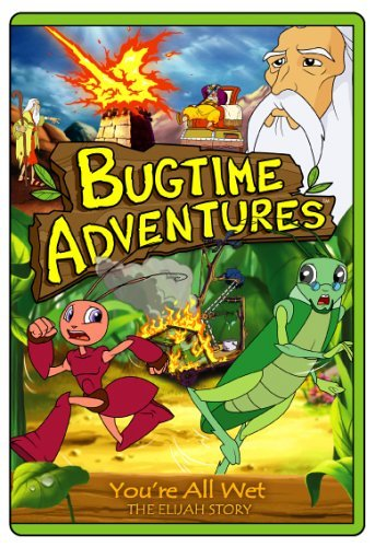 Bugtime Adventures You're All Wet